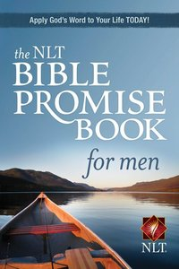 The NLT Bible Promise Book For Men (Bible Promises Series)