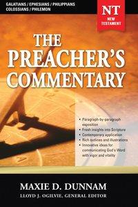 Galatians/Ephesians/Philippians/Colossians/Philemon (#31 in Preachers Commentary Series)