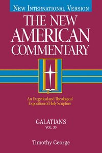 Galatians (#30 in New American Commentary Series)
