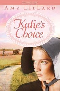 Katies Choice (Clover Ridge Series)