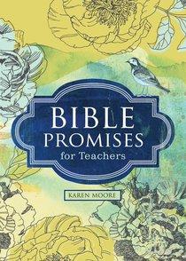 Bible Promises For Teachers (Hcsb)