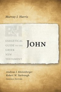 John (Exegetical Guide To The Greek New Testament Series)