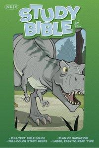 NKJV Study Bible For Kids, Dinosaur