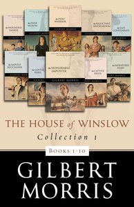 Books 1-10 (House Of Winslow Series)