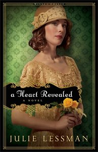 A Heart Revealed (#02 in Winds Of Change (Lessman) Series)