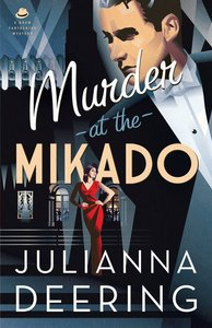 Murder At the Mikado (#03 in Drew Farthering Mystery Series)