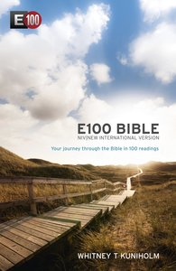 NIV Essential E100 Bible (1984)