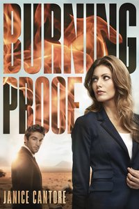 Burning Proof (#02 in Cold Case Justice Series)