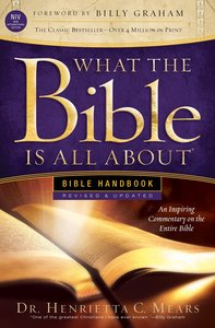 What the Bible is All About NIV (Revised and Updated) (2011)
