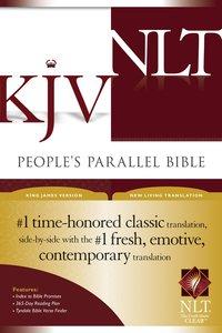 Kjv/Nlt Peoples Parallel Bible