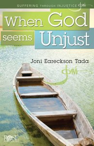 When God Seems Unjust (Rose Guide Series)