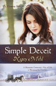 Simple Deceit (#02 in Harmony Series)