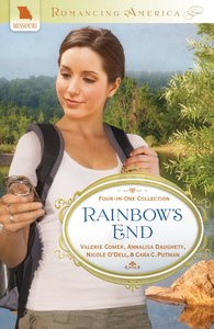 4in1: Romancing America: Rainbows End (Romancing America Series)