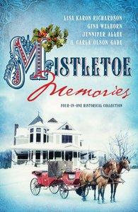4in1: Romancing America: Mistletoe Memories (Romancing America Series)