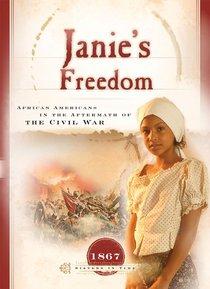 Janies Freedom (Sisters In Time Series)