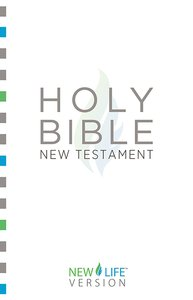 Holy Bible: New Testament