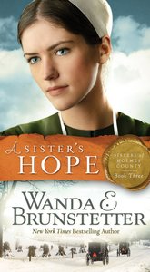 A Sisters Hope (#03 in Sisters Of Holmes County Series)