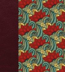 KJV Expressions Bible Cloth Floral