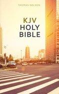 KJV Value Outreach Bible Urban Scenic