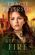 Refining Fire (Large Print) (#2 in Brides Of Seattle Series)