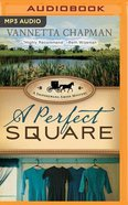 A Perfect Square (Unabridged, MP3) (#02 in A Shipshewana Amish Mystery Audio Series)