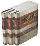 3 Volume Boxed Set (Truths We Confess (Laymans Guide To The Westminster Confession Of Faith) Series)