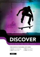 Genesis, Mark, Elijah, Jonah: Bible Notes For Young People (#01 in Discover Series)