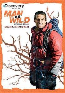 Stranded Around the World (Man Vs Wild Dvd Series)