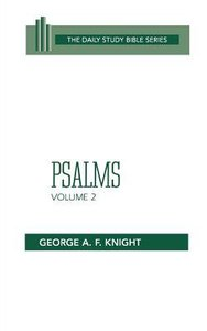 Psalms (Volume 2) (Daily Study Bible Old Testament Series)