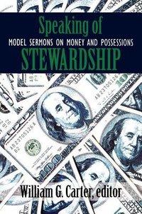 Speaking of Stewardship