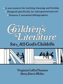 Childrens Literature For All Gods Children