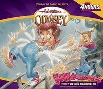 Fun-Damentals (#04 in Adventures In Odyssey Gold Audio Series)