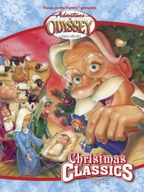 Christmas Classics (Adventures In Odyssey Audio Series)