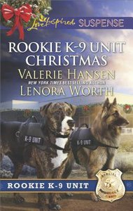 Surviving Christmas / Holiday High Alert (Rookie K-9 Unit Christmas) (Love Inspired Suspense Series)