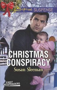 Christmas Conspiracy (First Responders) (Love Inspired Suspense Series)