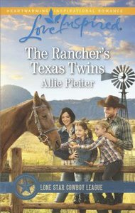 The Ranchers Texas Twins (Lone Star Cowboy League: Boys Ranch #06) (Love Inspired Series)
