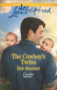 The Cowboys Twins (Cowboy Country) (Love Inspired Series)