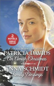 An Amish Christmas and Family Blessings (2in1 Love Inspired Series)
