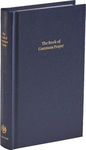Book of Common Prayer Standard Edition Dark Blue