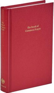 Book of Common Prayer Standard Edition Red