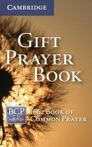 Book of Common Prayer Gift Edition White