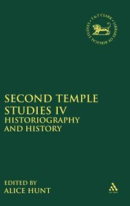 Second Temple Studies IV (Library Of Hebrew Bible/old Testament Studies Series)