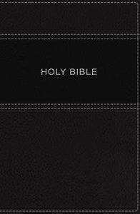 KJV Large Print Apply the Word Study Bible Black