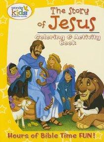 Wonder Kids: The Story of Jesus