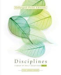 The Upper Room Disciplines 2017 (Enlarged Print)
