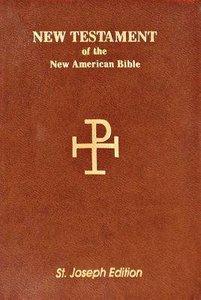 St Joseph New Catholic Version New Testament Vest Pocket