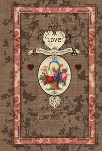 NLT Vintage Gift Collection: Love Devotional New Testament