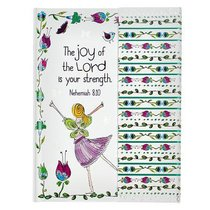 Magnetic Flap Journal: The Joy of the Lord