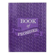 Book of Promises (Purple Luxleather) (Pocket Inspirations Series)