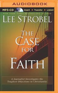 The Case For Faith (Mp3)